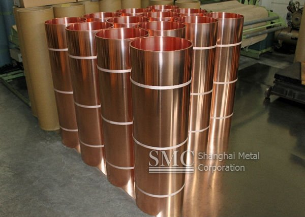 specification of etp copper strip
