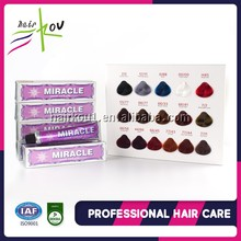 New fashion a one-time temporary gradient dye hair cream 49 color suits hair dye The disposable hairdressing supplies