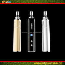 Customized dry herb vaporizer smoking pipe bubbler herbal vaporizer smoking device from Neworld