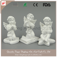Resin Crafts Unique Home Decorations Christmas Nativity Scene With Two Angels