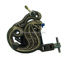 Brozen Tattoo gun machine Electric Shader Machine Gun 8 Wrap Coils