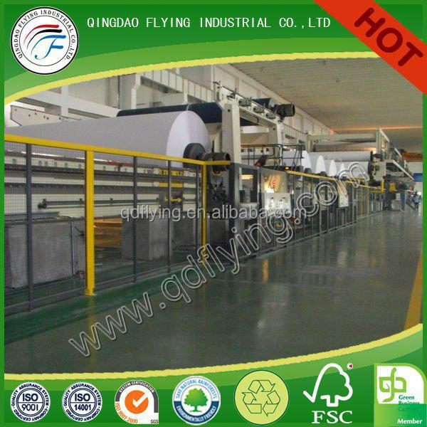 China paper mill made 100% wood pulp a4 copy paper 80gsm
