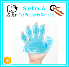 Soft Rubber Pet Cleaning Glove Cat Dog Puppy Massage Comb Brush Pet Grooming Baths