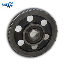China Technology High Hardness Custom Size Ductile Iron Spur Gear