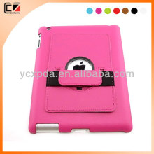 Portable leather case for ipad 5