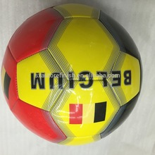 custom print SAR design your own china football soccer ball Colorful soccer ball factory
