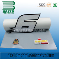 High flexibility TPU Hot Melt Adhesive Film For Bonded composite fabrics