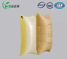China Recycled PP Woven Dunnage Bag for Container