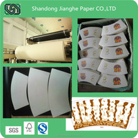 200gsm single PE coated paper cup paper