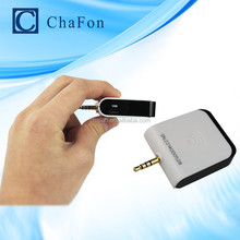 uhf iphone card reader with audio interface support EPC GEN2 protocol