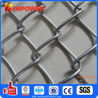 Hot Dipped Galvanized Cyclone Fence