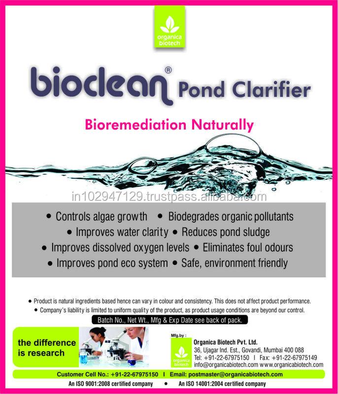 Nuestro producto ayuda a mantener ecologico ciclo para la for Estanque ecologico