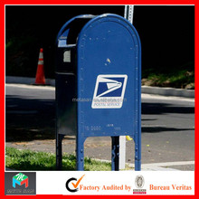 Freestanding Big Capacity Rust-Proof Post-Mount Mailbox