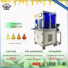 New products health care BUD series atomizers high production vaporizer cartridge filling machine