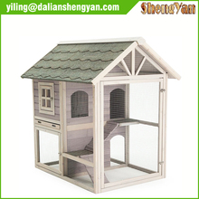 High Quality Outdoor Rabbit Hutch for Multiple Rabbits