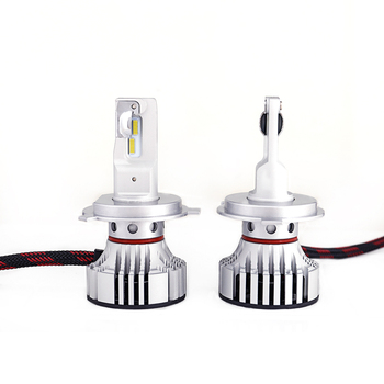 Flydee High speed Fan heatdissipation car led head lamp 36W 6000 lumen F2 h4 h7 h11 h16 led headlight bulb