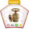 2016 high quality fire fighting brass fire hydrant for wholesale price