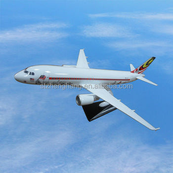 popular item fancy A320 aircraft model promotion gift with best price