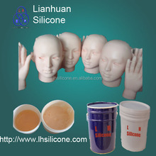 Mini Sex Doll RTV-2 Silicone For Male Sex Toys Making