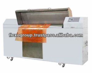 Size 844*608*0.30mm Photopolymer Plate Maker, The Same Like Agfa Violet CTP Plate flexo.co.in