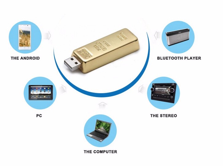 2016 sample available 8GB USB Stick Gold bar usb flash drive ,usb pen drive