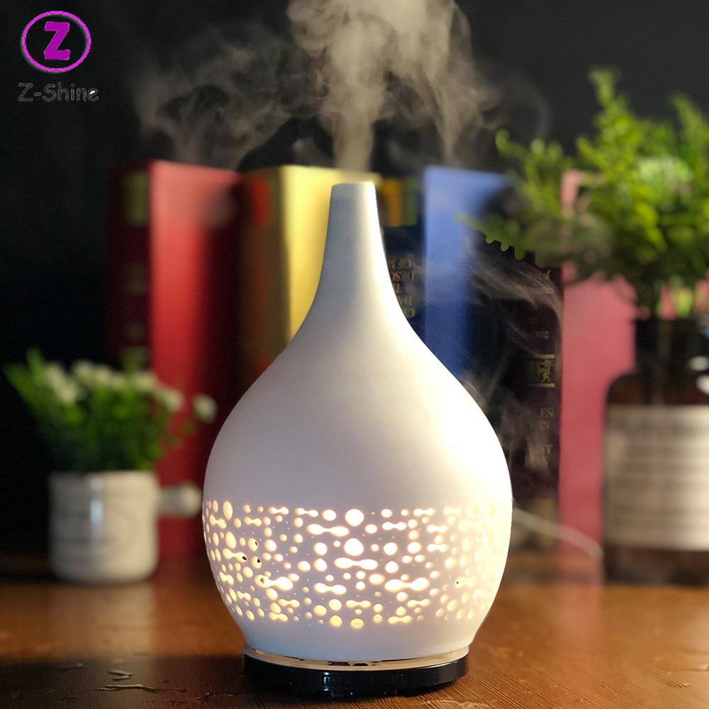 Reliable and cheap popular ultrasonic humidifier aroma diffuser ceramic