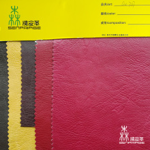 Standard 0.7mm matt color synthetic PU leather for garment