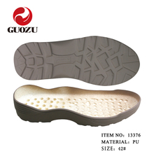 chinese manufacturer sell men shoes pu sole for casual shoes