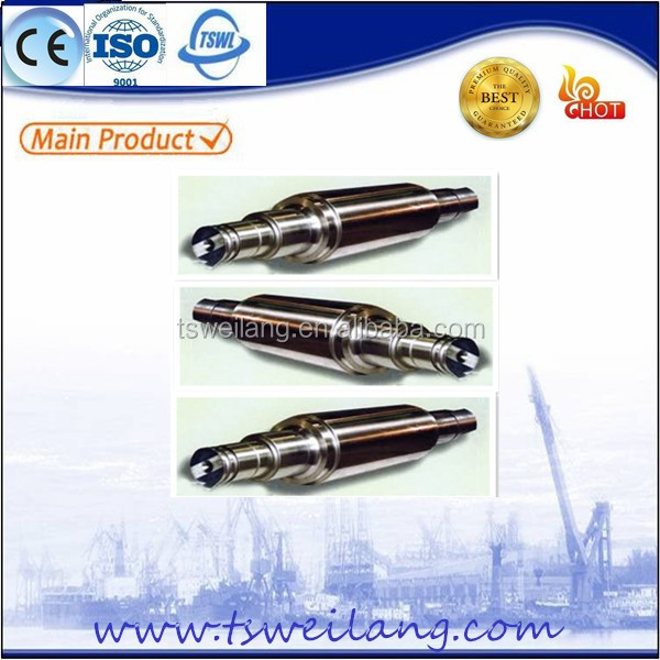 three roll mill section billet mill and section bar wired-rod use alloy cast steel roll Boats for Sale