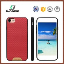 Best selling custom cell phone case pu leather scale phone case for iphone