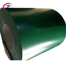 ppgi / pre-painted galvanized steel coil shipping from china tianjin shandong liaocheng