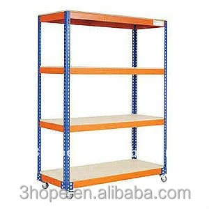 Adjustable mobile Storage Racks