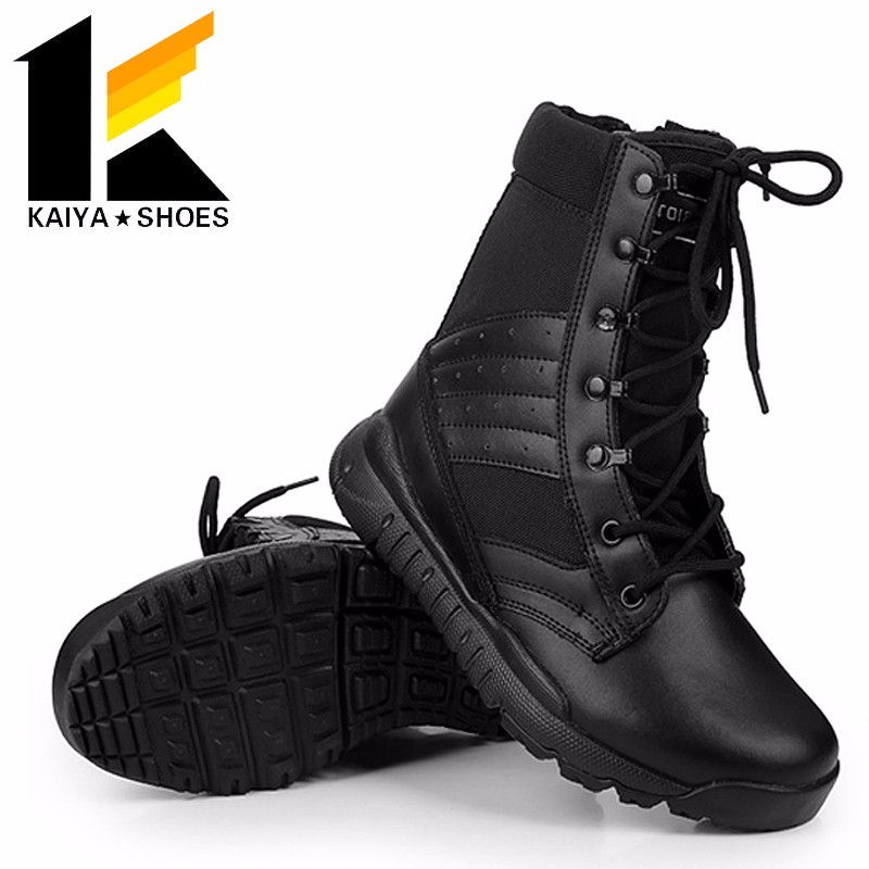 cushion insole comfort tactical deployment uniform military boots