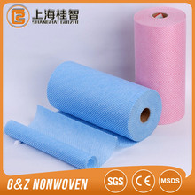 bamboo nonwoven fabric for houldhold cleaning