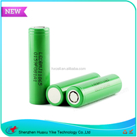 10A Lithium ion 18650 high drain battery INR18650MJ1 3500mah LG Chem/INR18650MJ1 3.6v 3500mah 10A high capacity and discharge