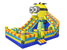 Minimons giant inflatable obstacle course playground for sale