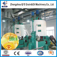 Hot sale linseed oil making machine with CE,BV certification,engineer service
