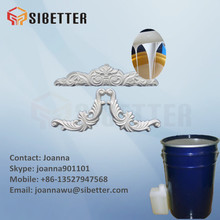 Tin Cured Mould Making Liquid Silicone Rubber for Plaster Crafts
