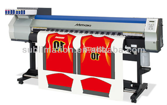 Original Mimaki jv33-160 Sportwear Large Format Sublimation printer