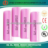 Top selling aw imr 18650 battery 2400mah 3.7V high quality