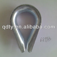 Rigging Wire Rope Thimble DIN6899B China