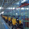 atv 4x4 assembly line from professional manufacture