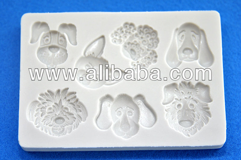 Sugarcraft silicone mold Fondant mould Animal#0004
