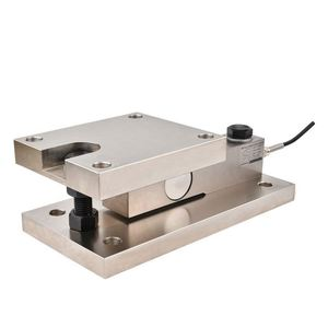 with mounting plate Tank Weighing System load cell for batching plant platform scale sensors