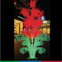 Decorative Indian Mandap Wedding Decoration Christmas Tree Led
