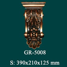 Polyurethane Antique Corbel for Modern Home Decoration