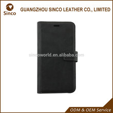 cheap price detachable Leather Folio Phone Case for iPhone 7 manufactured in China