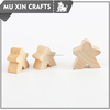 High quality wooden bits mini game meeple