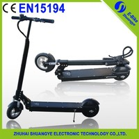 2015 folding high quality electric scooter stand up