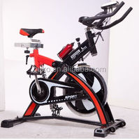 Exercise Gym Equipment Spin Bike/ Indoor Cycling Bike / Cycling Machine Factory